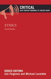 Ethics ebook by Banks, Sarah