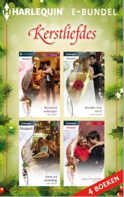 Kerstliefdes ebook by Penny Jordan, Sarah Morgan, Lucy Gordon,...