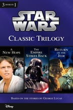 Star Wars: Classic Trilogy, Collecting A New Hope, The Empire Strikes Back, and Return of the Jedi