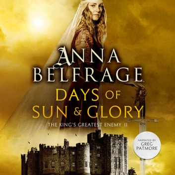 Days of Sun and Glory audiobook by Anna Belfrage