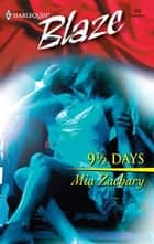 9« Days ebook by Mia Zachary