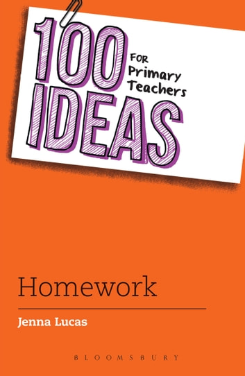 100 Ideas For Primary Teachers Homework