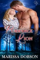 Purrable Lion eBook par Marissa Dobson