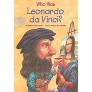 Who Was Leonardo da Vinci? ebook by True Kelley,Roberta Edwards