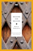 Measure for Measure ebook by William Shakespeare, Jonathan Bate, Eric Rasmussen