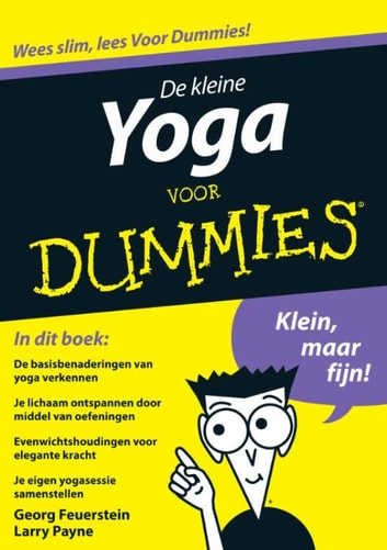 De kleine yoga voor Dummies ebook by Larry Payne,Georg Feuerstein