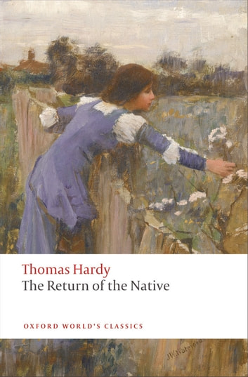 The Return of the Native ebook by Thomas Hardy,Nancy Barrineau,Margaret R. Higonnet