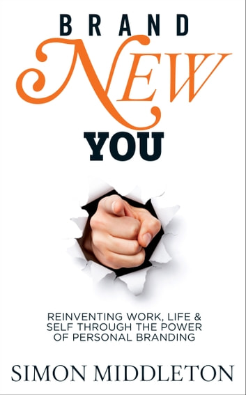 Brand New You ebook by Simon Middleton