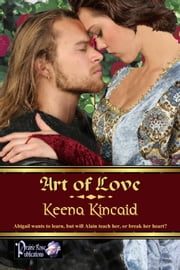 Art of Love ebook by Keena Kincaid
