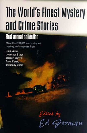 The World's Finest Mystery and Crime Stories: 1 - First Annual Collection ebook by