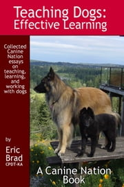 TEACHING DOGS - EFFECTIVE LEARNING A CANINE NATION BOOK ebook by Eric A. Brad