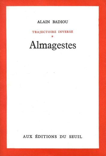 Almagestes ebook by Alain Badiou