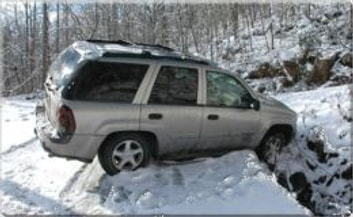 A Crash Course on How to Drive a Car in Winter Weather ebook by Anthony Turner