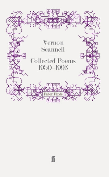 Collected Poems 1950-1993 ebook by Vernon Scannell