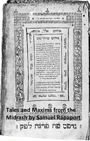 Tales and Maxims from the Midrash ebook by Samuel Rapaport