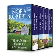 The MacKade Brothers Collection - The Return of Rafe MacKade\The Pride of Jared MacKade\The Heart of Devin MacKade\The Fall of Shane MacKade ebooks by Nora Roberts