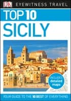 Top 10 Sicily ebook by DK Travel