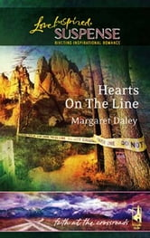 Hearts on the Line ebook by Margaret Daley