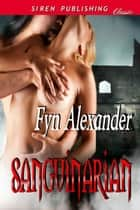Sanguinarian ebook by Fyn Alexander