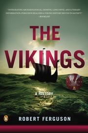 The Vikings - A History ebook by Robert Ferguson