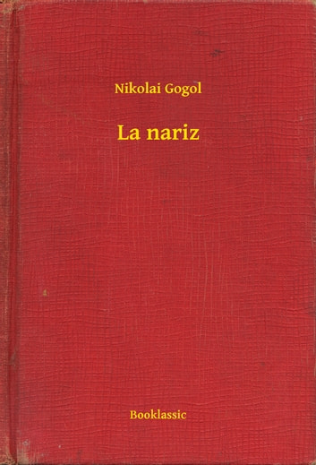 La nariz ebook by Nikolai Gogol