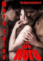 The Boys Are Here ebook by Mary Tales