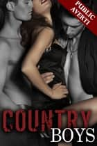Country Boys Vol. 3 - L'été de l'Interdit ebook by Analia Noir