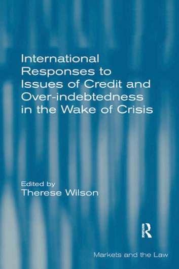 Picture Of Credit Crisis In Wake Of >> International Responses To Issues Of Credit And Over Indebtedness In