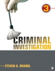 Criminal Investigation ebook by Steven G. Brandl