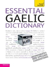 Essential Gaelic Dictionary: Teach Yourself ebook by Boyd Robertson,Ian MacDonald