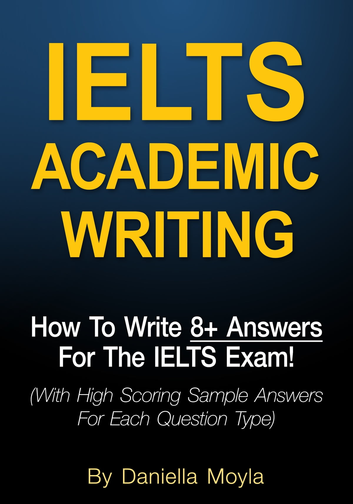 ielts writing pdf with answers