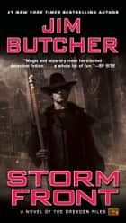 Storm Front E-bok by Jim Butcher
