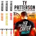 Zeb Carter Series Boxset 1 Books 1-3 - A Bundle of Covert-Ops Suspense Action Novels ebook by