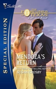 Mendoza's Return ebook by Susan Crosby