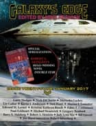 Galaxy's Edge Magazine: Issue 24, January 2017 (Serialization Special: Heinlein's Hugo-winning Double Star) - Galaxy's Edge, #24 Ebook di Robert A. Heinlein, Mercedes Lackey, Michael Swanwick