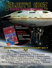 Galaxy's Edge Magazine: Issue 24, January 2017 (Serialization Special: Heinlein's Hugo-winning Double Star) - Galaxy's Edge, #24 ebook by Robert A. Heinlein,Mercedes Lackey,Michael Swanwick