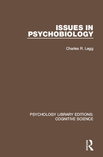 Issues in psychobiology ebook di charles r legg 9781317266150 issues in psychobiology ebook by charles r legg fandeluxe Gallery