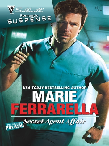 Secret Agent Affair ebook by Marie Ferrarella
