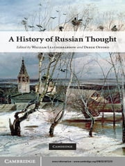 A History of Russian Thought ebook by William Leatherbarrow,Derek Offord