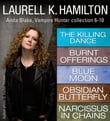 Laurell K. Hamilton's Anita Blake, Vampire Hunter collection 6-10
