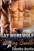Gay Werewolf Bundle ebook by Tabatha Austin