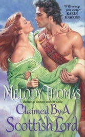Claimed By a Scottish Lord ebook by Melody Thomas