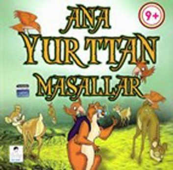 Ana Yurttan Masallar ebook by Kolektif