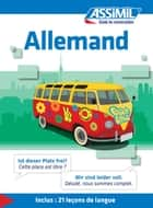 Allemand - Guide de conversation ebook by Bettina Schödel
