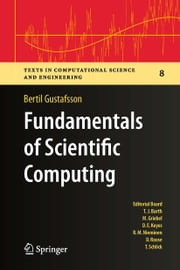 Fundamentals of Scientific Computing ebook by Bertil Gustafsson