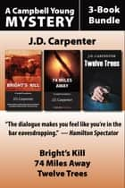 Campbell Young Mysteries 3-Book Bundle ebook by J.D. Carpenter