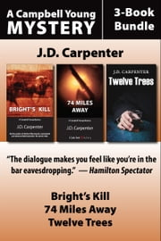 Campbell Young Mysteries 3-Book Bundle - A Campbell Young Mystery ebook by J.D. Carpenter