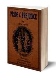 Pride and Prejudice (Illustrated) ebook by Jane Austen,Charles Edmund Brock,Henry Matthew Brock
