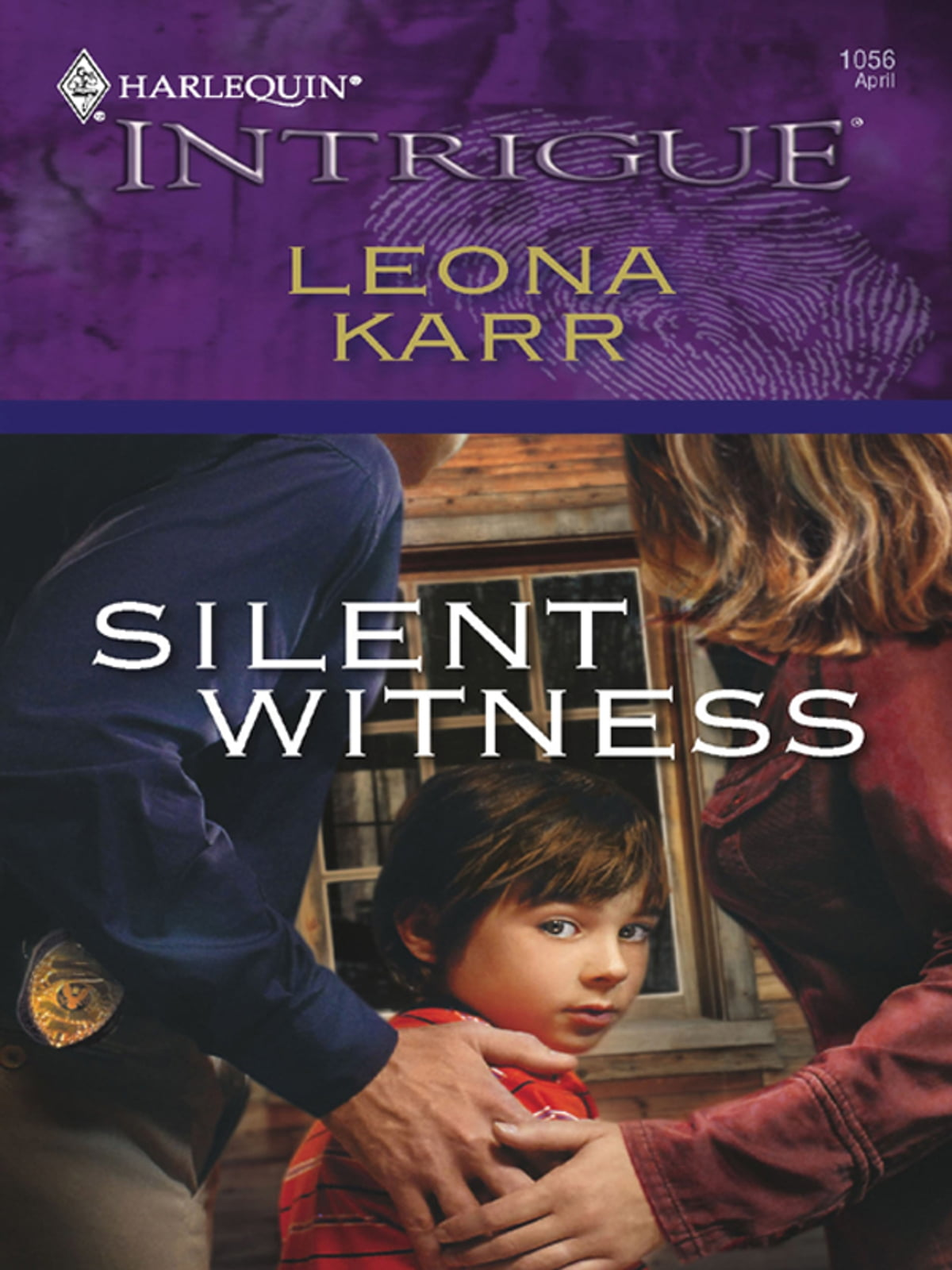 Silent Witness (Mills & Boon Intrigue)