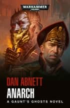 Anarch ebook by Dan Abnett